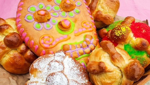 Day of the Dead Bread - Mexican Appetizers and More!