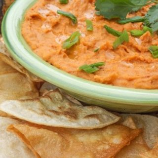 White Bean Dip with Chipotle in Adobo Sauce