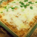 Irresistible Mexican Hot Bean Dip