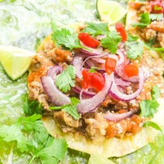 Slow Cooker Pork Rib Tacos