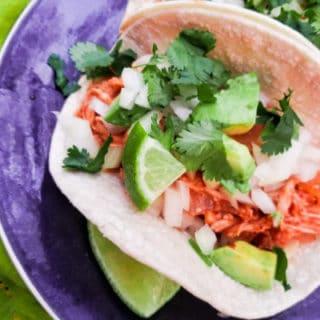 Tacos de Tinga