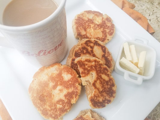 These Gorditas de Azucar (Sugar Gorditas) can be enjoyed at anytime of the day especially for breakfast or midday snack with coffee, hot chocolate or milk.