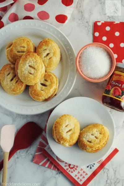 3 Ingredients Vegan Pastelitos de Guayaba-Festive Season is Not Over