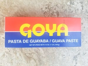 Goya Brand Guava Paste