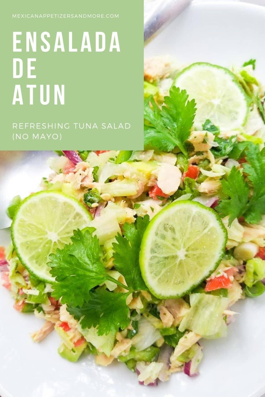 Ensalada de Atún (Tuna Salad)