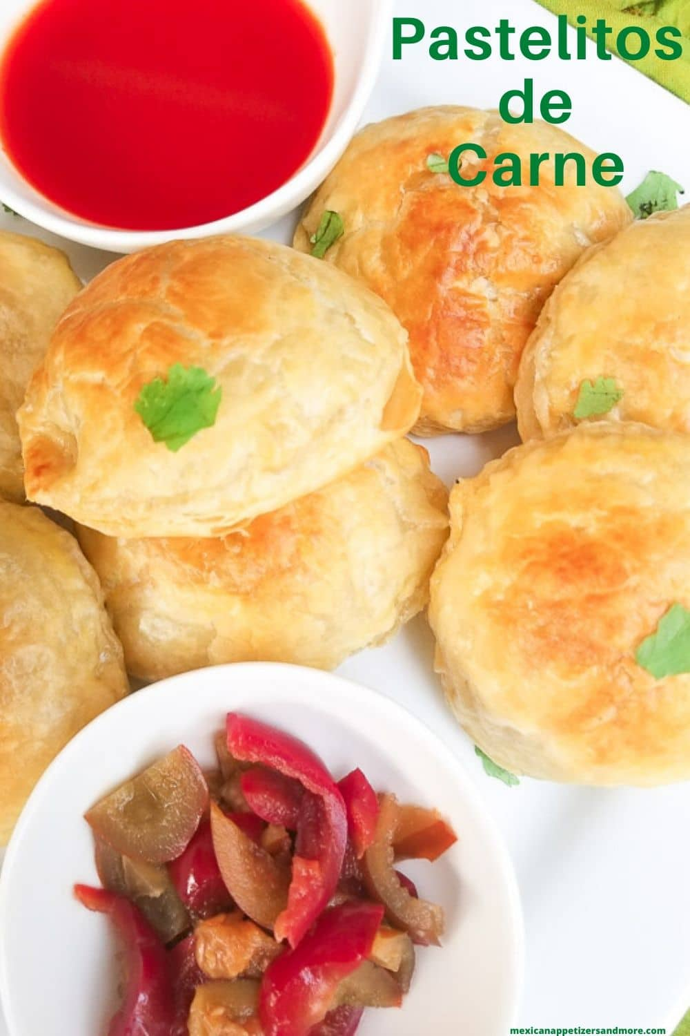 Pastelitos de Carne (Puff Pastry with Meat Filling)