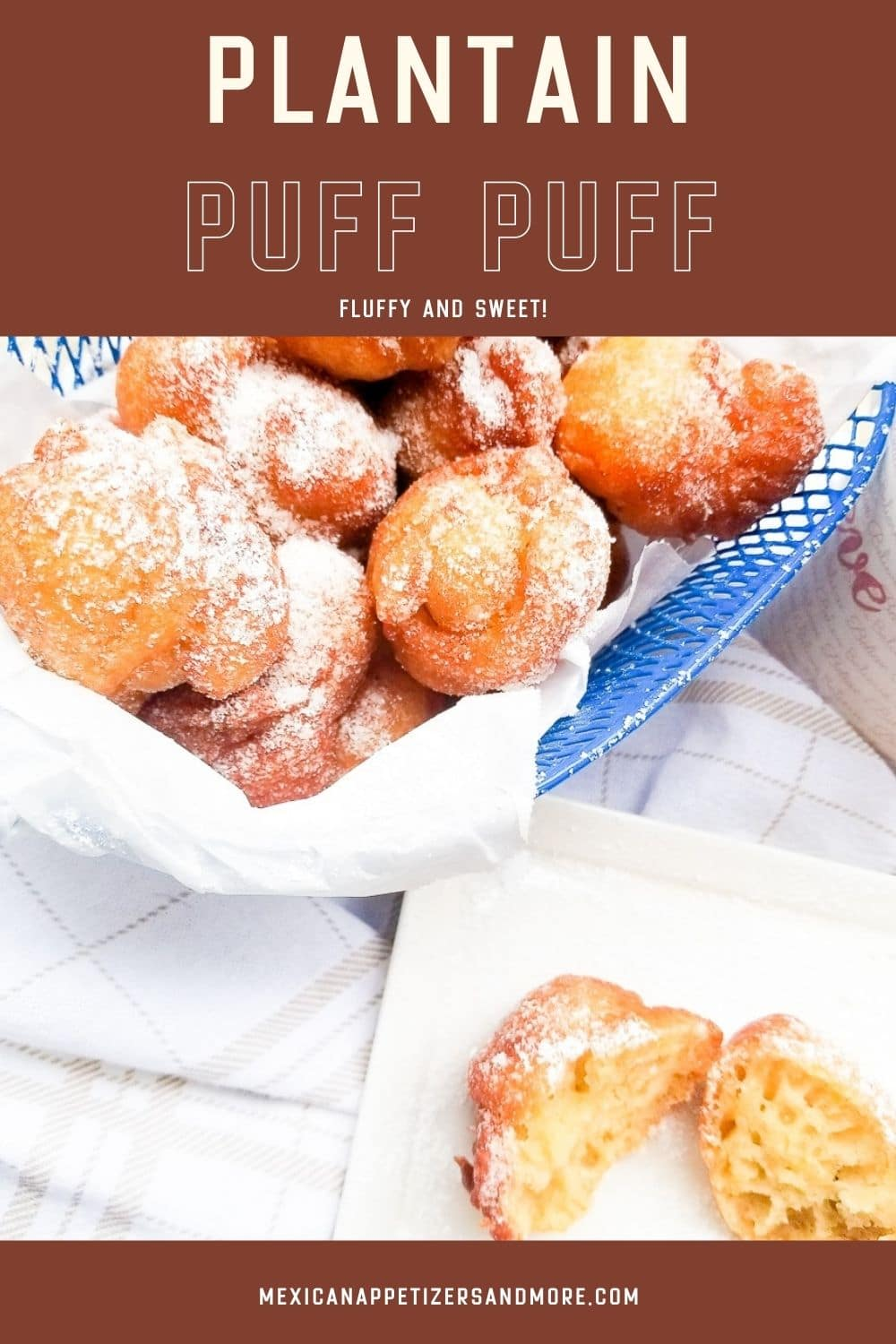 Plantain Puff Puff Recipe