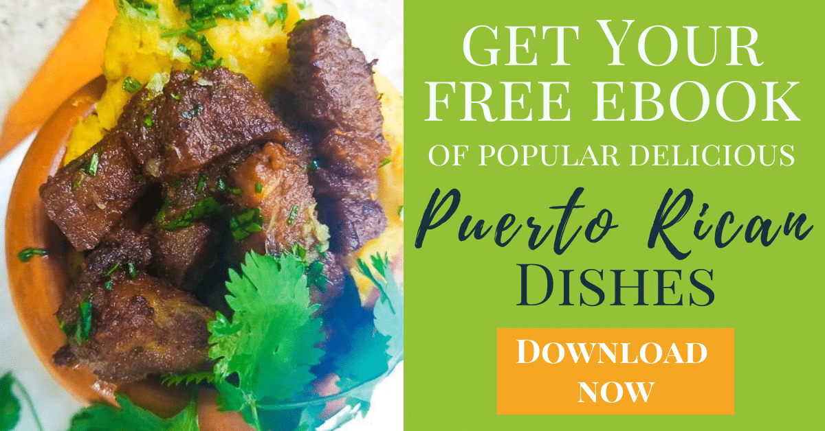 Image for Free Ebook for Puerto Rican Recipes