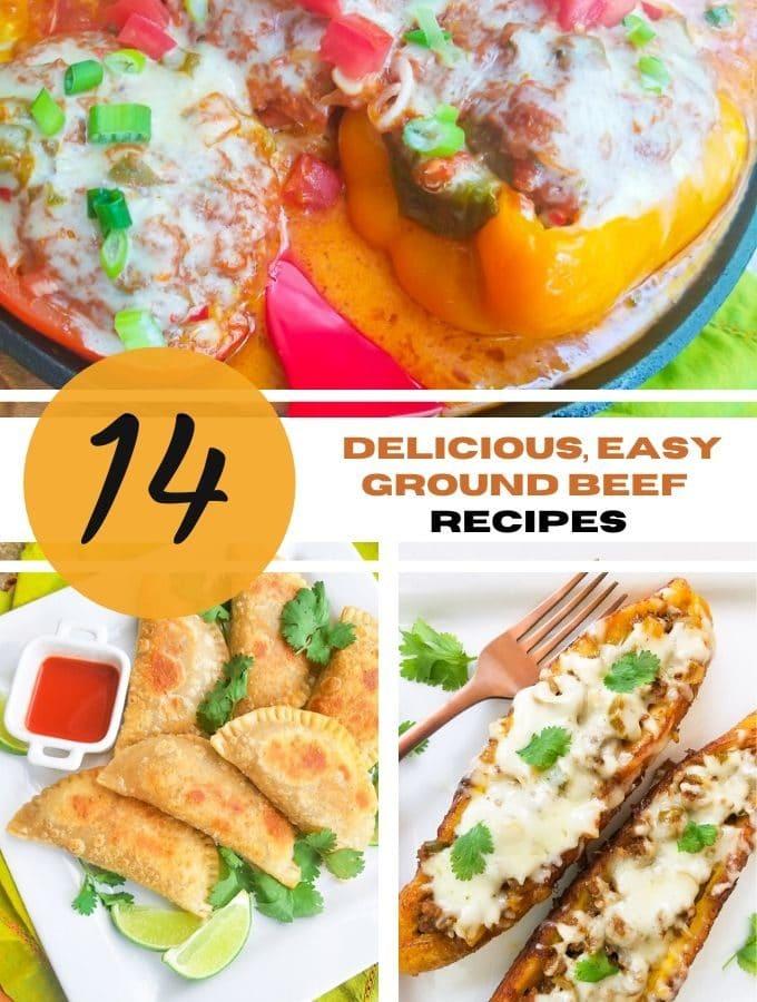 Recetas con Carne Molida (Ground Beef Recipes) Image